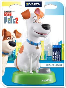 "VARTA ""Secret Life of Pets"" Nachtlicht - Max"