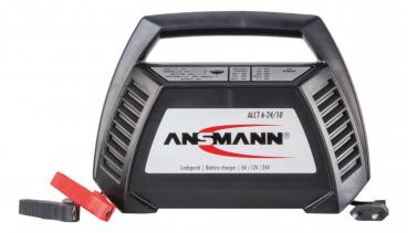 ANSMANN ALCT 6-24/10 Tischladegerät für Bleiakkus
