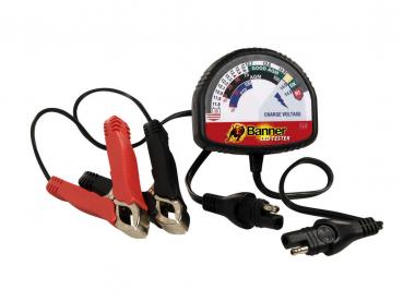 BANNER LED-Batterietester BBT LED