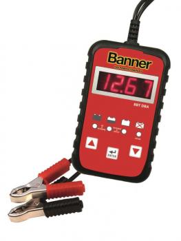 BANNER BBT DBA - Digital Battery Analyser - Schnelltester