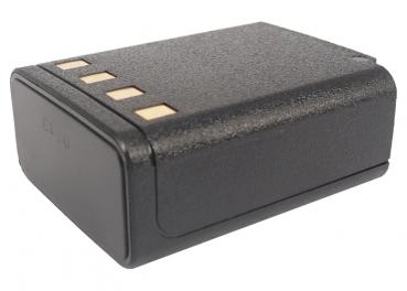 Funkgeräteakku für MOTOROLA - NIMH - 9,6V - 1800mAh