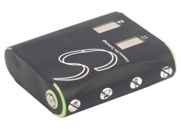 Funkgeräteakku für MOTOROLA - NIMH - 3,6V - 700mAh