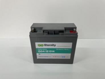 ETERNITY - G04 12014 - 12V - 17Ah - GEL-Blockbatterie