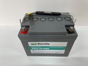 ETERNITY - G04 12028 - 12V - 36Ah - GEL-Blockbatterie
