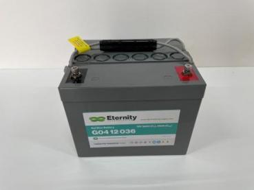 ETERNITY - G04 12036 - 12V - 45Ah - GEL-Blockbatterie