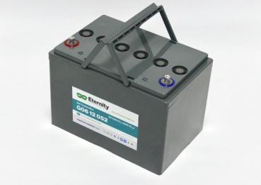 ETERNITY - G06 12052 - 12V - 60Ah - GEL-Blockbatterie