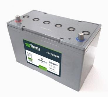 ETERNITY - G06 12105 3 - 12V - 120Ah - GEL-Blockbatterie