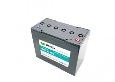 ETERNITY - G06 12105 - 12V - 120Ah - GEL-Blockbatterie