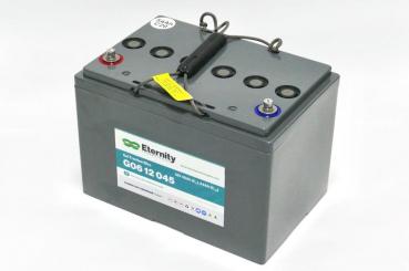 ETERNITY - G06 12045 2 - 12V - 54Ah - GEL-Blockbatterie