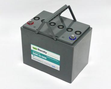 ETERNITY - G06 12066 - 12V - 80Ah - GEL-Blockbatterie