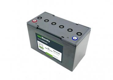 ETERNITY - G06 12076 - 12V - 90Ah - GEL-Blockbatterie
