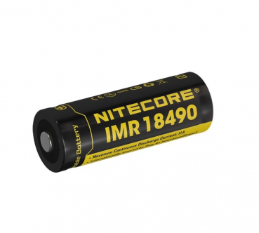 Nitecore 18490 IMR Li-Ion, 1100 mAh