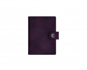 LED LENSER LITE WALLET® Matte, Deep Wine