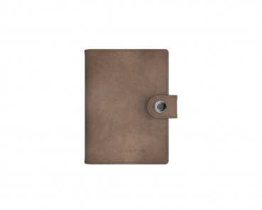 LED LENSER LITE WALLET® Matte, Taupe Grey