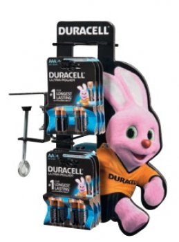 DURACELL BUNNY WING UNIT
